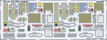 EA-18G - Seatbelts [Trumpeter] · EDU 32733 ·  Eduard · 1:32