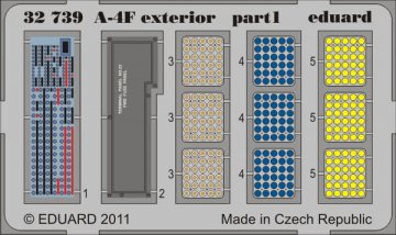 A-4F - Exterior [Trumpeter] · EDU 32739 ·  Eduard · 1:32