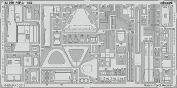 Hellcat F6F-3 [Trumpeter] · EDU 32959 ·  Eduard · 1:32