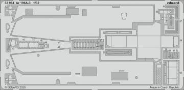 Arado Ar 196 A-3 [Revell] · EDU 32964 ·  Eduard · 1:32