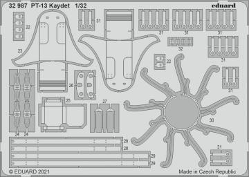PT-13 Kaydet [Roden] · EDU 32987 ·  Eduard · 1:32