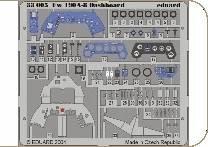Focke-Wulf Fw 190 A-8 Dashboard [Hasegawa] · EDU 33005 ·  Eduard · 1:32