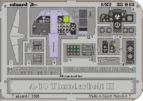 A-10 Thunderbolt II - Dashboard [Trumpeter] · EDU 33013 ·  Eduard · 1:32