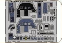 BAC Lightning F.2A - Interior S.A. [Trumpeter] · EDU 33044 ·  Eduard · 1:32