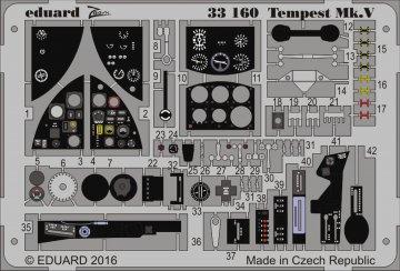 Tempest Mk.V [Special Hobby] · EDU 33160 ·  Eduard · 1:32