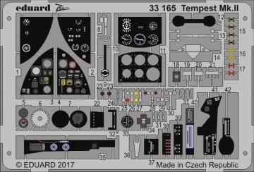 Tempest Mk.II [Special Hobby] · EDU 33165 ·  Eduard · 1:32