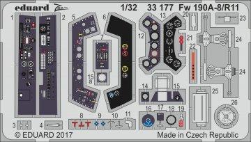 Focke Wulf Fw 190 A-8/R11 [Revell] · EDU 33177 ·  Eduard · 1:32