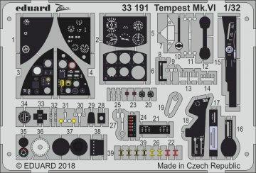 Tempest Mk.VI [Special Hobby] · EDU 33191 ·  Eduard · 1:32