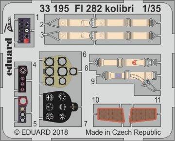 FI 282 Kolibri [Miniart] · EDU 33195 ·  Eduard · 1:35