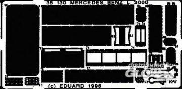 Mercedes-Benz L 3000 · EDU 35130 ·  Eduard · 1:35