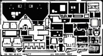 M-977 HEMIT · EDU 35162 ·  Eduard · 1:35