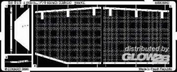 Jgdpz. IV 70 Mesh Shield für Dragon Bausatz · EDU 35310 ·  Eduard · 1:35