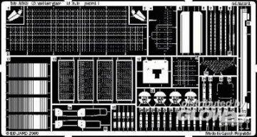 Challenger 1 Mk. III  · EDU 35332 ·  Eduard · 1:35