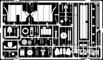 Panther G Sd.Kfz. 171 späte Version · EDU 35362 ·  Eduard · 1:35