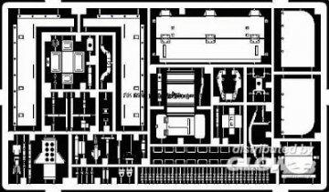 M4A3E8 Sherman  · EDU 35377 ·  Eduard · 1:35