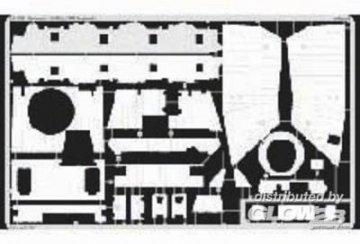 Sturmpanzer IV Brummbär SdKfz. 166 Zimmerit  · EDU 35420 ·  Eduard · 1:35