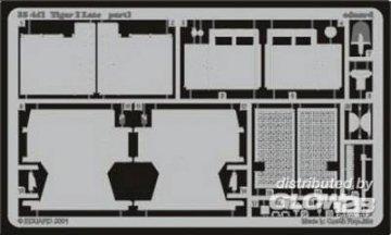 SD.Kfz 181 Tiger I · EDU 35441 ·  Eduard · 1:35
