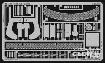 M60-A1  · EDU 35448 ·  Eduard · 1:35