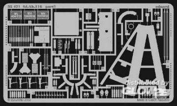 18t Zugkraftwagen Famo mit Tiefladeanhg. für Pz.Kpfw.Sd.Ah.116  · EDU 35471 ·  Eduard · 1:35