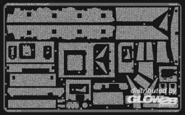 SD.KFZ. 163 Sturmgeschütz IV Zimmerit  · EDU 35483 ·  Eduard · 1:35