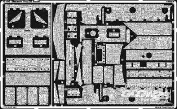 Stug.III Ausf. G Zimmerit  · EDU 35491 ·  Eduard · 1:35