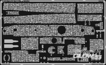 SD.Kfz 181 Tiger I Zimmerit · EDU 35521 ·  Eduard · 1:35