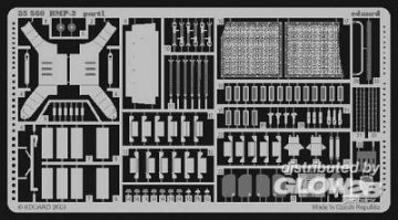 BMP-2  · EDU 35560 ·  Eduard · 1:35