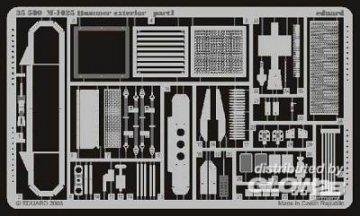 M-1025 Hummer  · EDU 35580 ·  Eduard · 1:35