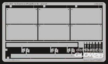 Panther G Sd.Kfz. 171 Schürzen · EDU 35582 ·  Eduard · 1:35