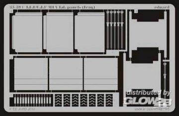 M-1A1 I.F.F/C.I.F.I.d.panels(Iraq) · EDU 35594 ·  Eduard · 1:35