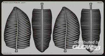 Palmenblätter · EDU 35616 ·  Eduard · 1:35