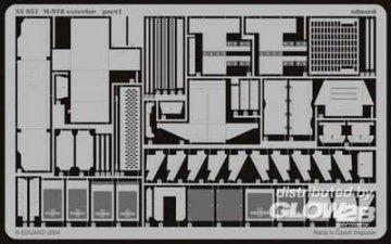 M-978 - Exterior · EDU 35651 ·  Eduard · 1:35