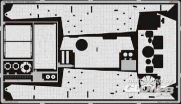 Zimmerit Jagdtiger · EDU 35703 ·  Eduard · 1:35