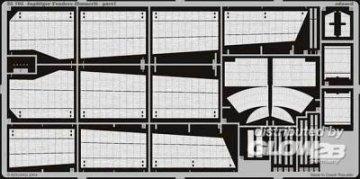 Jagdtiger Fenders Zimmerit · EDU 35705 ·  Eduard · 1:35