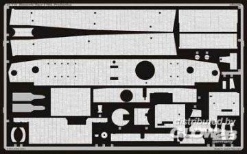 SD.Kfz 181 Tiger I Zimmerit Mid.Production · EDU 35716 ·  Eduard · 1:35