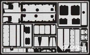 Zimmerit Stug.III Ausf. G · EDU 35751 ·  Eduard · 1:35