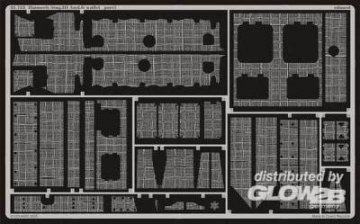 Zimmerit Stug. III Ausf. G waffel · EDU 35752 ·  Eduard · 1:35