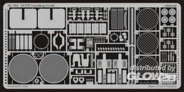 LCVP Landing Craft [Italeri] · EDU 35791 ·  Eduard · 1:35