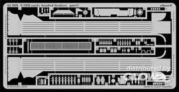 T-70M early bended - Fenders [MiniArt] · EDU 35909 ·  Eduard · 1:35