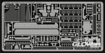 M-1130 Stryker CV TACP [AFV-Club] · EDU 36018 ·  Eduard · 1:35
