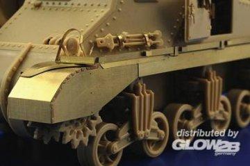 M-3 Grant - Fenders [Academy] · EDU 36032 ·  Eduard · 1:35