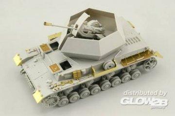Flakpanzer Ostwind [Dragon] · EDU 36099 ·  Eduard · 1:35