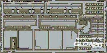 M-1130 CV - Additional armour [Trumpeter] · EDU 36108 ·  Eduard · 1:35
