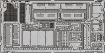 M1133MEV [Trumpeter] · EDU 36165 ·  Eduard · 1:35