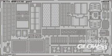 BMP-3 UAE [Trumpeter] · EDU 36177 ·  Eduard · 1:35