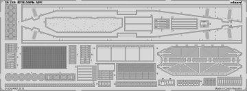 BTR-50PK APC [Trumpeter] · EDU 36249 ·  Eduard · 1:35