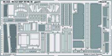 M1A2 SEP TUSK II [Tamiya] · EDU 36255 ·  Eduard · 1:35