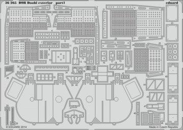 D9R Doobi - Exterior [Meng Models] · EDU 36265 ·  Eduard · 1:35