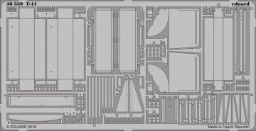 T-44 Soviet Medium Tank [Miniart] · EDU 36339 ·  Eduard · 1:35