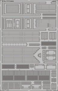 Russian Main Battle Tank T-14 Armata [Takom] · EDU 36340 ·  Eduard · 1:35
